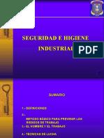 Tecnicas Seguridad Industrial