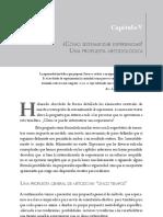 PROPUESTA METODOLÓGICA - Cap5