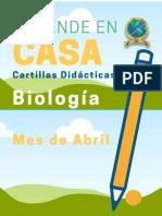 CARTILLA  BIOLOGIA 6