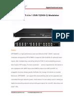 OPT5548TS modulator