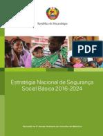 Estratégia Nacional de Segurança Social Básica 2016-2024