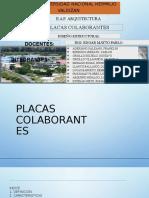PLACAS COLABORANTES