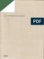 Rivoluzione Umana vol 01 - A5 Copy