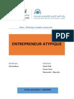 benchkara entrepreneur atypique.docx