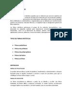 FIBRAS SINTETICAS 2.0