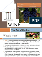 Wine Project for English 2)