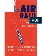 Air Raid Training Guide (1942)