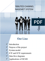 Distributed Channel