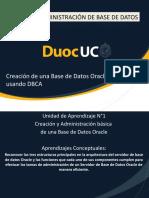 1.3. Creación de una Base de Datos Oracle.pptx