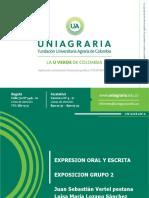 PRESENTACIÓN GRUPO 1 ETICA PROFESIONAL