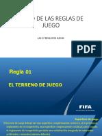 Regla 1-2 Fútbol