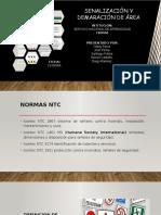 Señalización y demarcación de área.pptx
