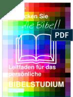 Entdecken Sie die Bibel