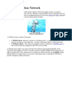 WiMAX Wireless Network