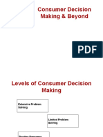 ch 14 consumer decison making and beyond