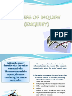 Letter-of-Inquiry