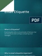 email etiquette  1