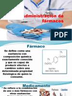 Administración de fármacos clase 1.pptx