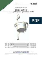 Dr._Mach_120,_120F_-_User_manual