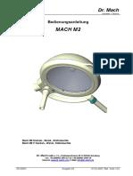 Dr._Mach_M2_-_Bedienungsanleitung