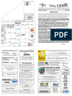 FBC April Newsletter