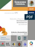 IMSS-058-08-Enfermedades Hipertensivas del Embarazo nov2010