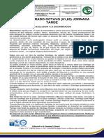 CATEDRA OCTAVO GUIA UNO TARDE.pdf