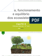 CienTic8- D3 Estrutura, funcionamento e equilíbrio dos ecossistemas
