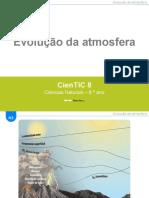 CienTic8- A3 Evolução da atmosfera terrestre.pptx
