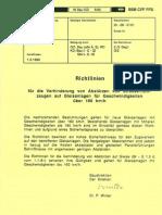 WBau GD 5/90 Richtlinie