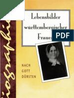 Lebensbilder - Württembergischer Frauen