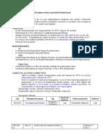 Instructiune de lucru privind Pasteurizarea.doc