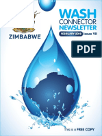 wash connector newsletter issue vii 2018