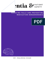 dementia patient safety research guide