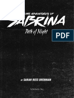 Path of Night (Chilling Adventures of Sabrina, Novel #3)