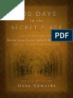 100 Days in the Secret Place_ C - Gene Edwards