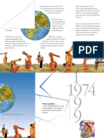 25 Years of ABB Robots