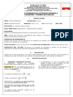 Guía 1 Física 11°