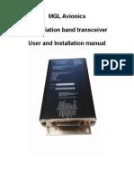 V16 manual