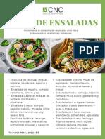 Ideas con Ensaladas