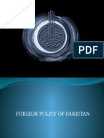 Foreign Policy of Pakistan.pptx