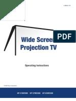 Manual Tv Grande