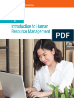 Human Resource Management (HRM) - Pearson