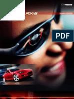 2005 Rx8 Brochure