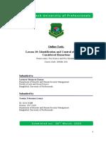 ID-19 DHSM-3101 28.03.2020