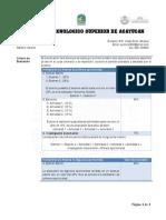 CALCULO VECTORIAL ENCUADRE