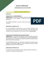 COSTO DE MEZCLA ASFALTICA POR M2