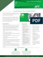 AFT Arrow 8 Data Sheet