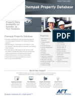 AFT Data Sheets Chempak