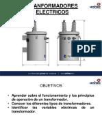 TRANFORMADORES ELECTRICOS